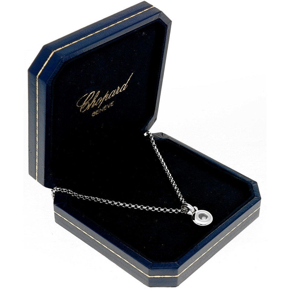 Chopard Happy Diamonds Collier 0.05Ct.