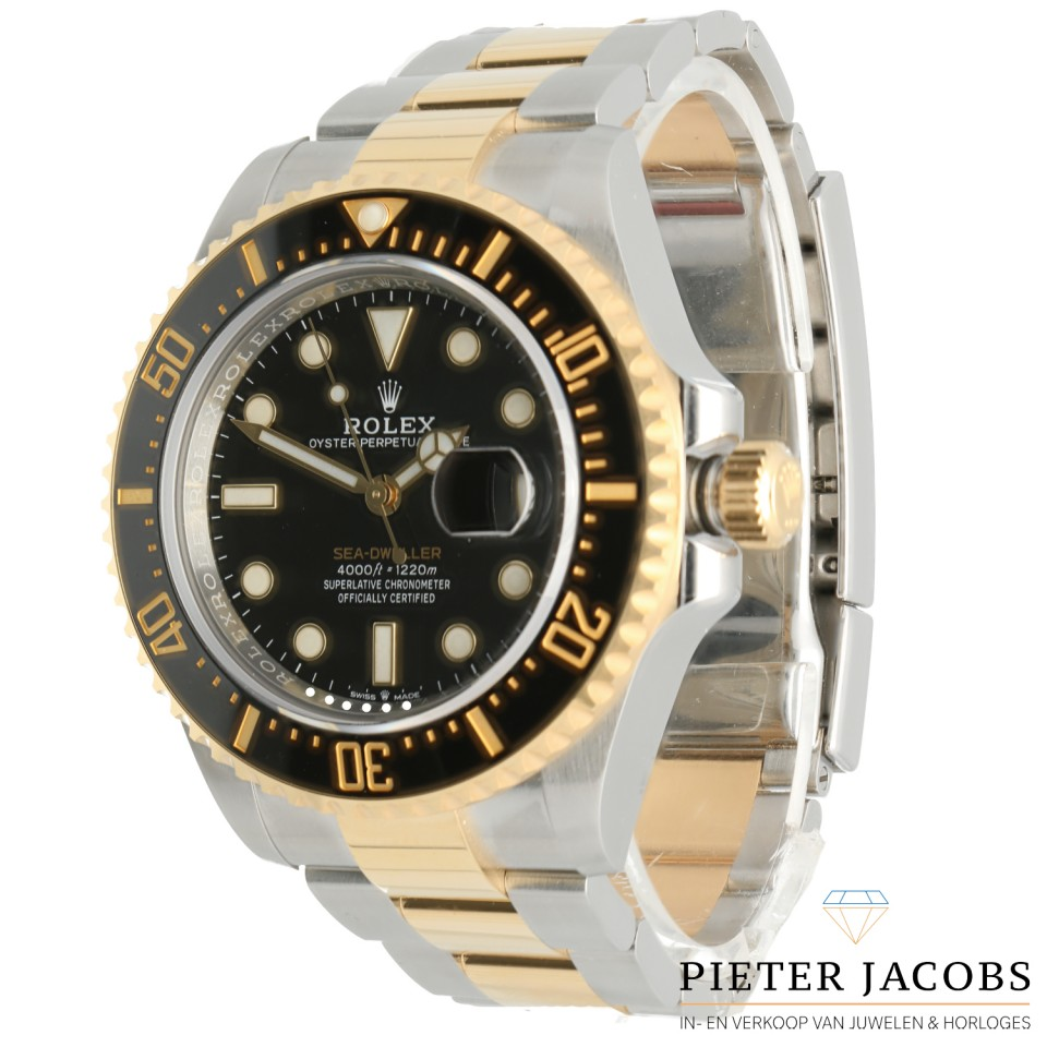 Rolex Sea-Dweller 43mm Goud/staal Ref. 126603