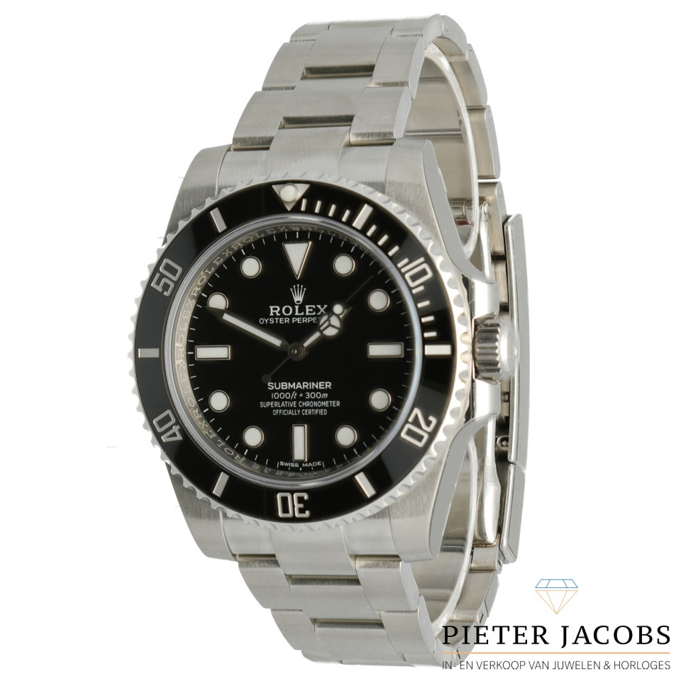 Rolex Submariner (No Date) Ref.114060 Full Stickers