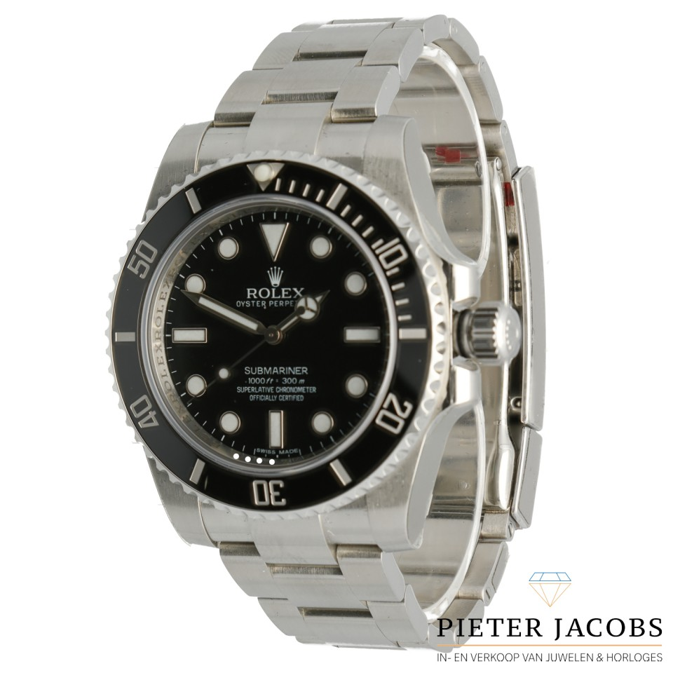 Rolex Submariner (No Date) Ref.114060