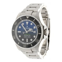 Rolex Sea-dweller Deepsea Blue Ref. 126660 Nieuw model