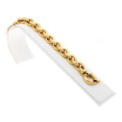 14Krt. gouden armband Italiaans design Monzario