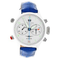 Van der Gang Vlieger Chronograaf. Limited edition