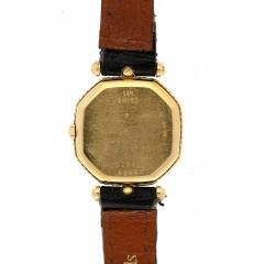 Van Cleef & Arpels Vintage 18K met onix wijzerplaat