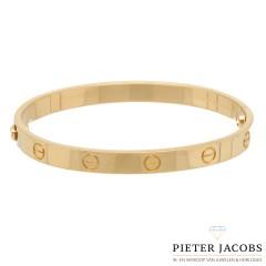18K. Gouden Cartier