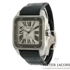 Cartier Santos 100 XL Ref.2656 (GERESERVEERD)