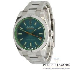 Rolex Milgauss Z Blue Ref:116400GV