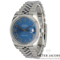 Rolex Datejust 41 Blue Jubilee Ref.126300