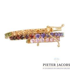 14Krt. goud armband