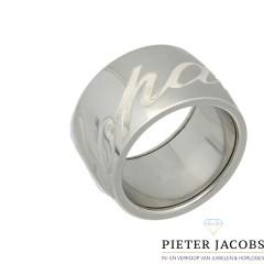18 Krt. Witgouden Chopard ring