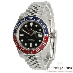 Rolex GMT-Master II Ref.126710BLRO GERESERVEERD