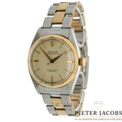 Rolex Oyster Perpetual Goud/Staal 1942 Ref.6586