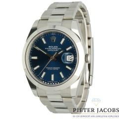 Rolex Datejust 41 Blue Ref.126300