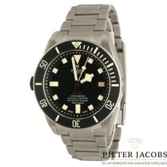 Tudor Pelagos Titanium Left hand Ref. 25610TNL
