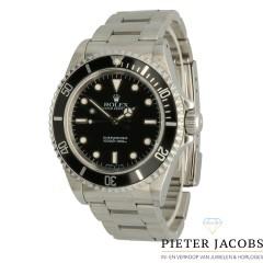 Rolex Submariner No Date Two-Liner Ref. 14060