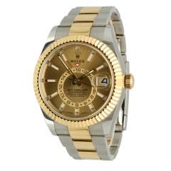 Rolex Sky-Dweller Gold/steel Ref. 326933 - 2020 Full set