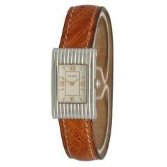 Boucheron Goud/Staal Reflet Ladies watch