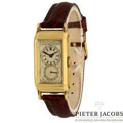Alpina Gruen gouden Docters horloge.Jaren