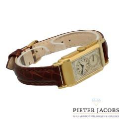 Alpina Gruen gouden Docters horloge.Jaren '40