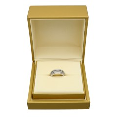 Witgouden Piaget Possession Ring 1.53 Ct.Taxatiewaarde € 9500,-