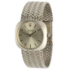 18 K. vintage rolex dress watch. Year 1970