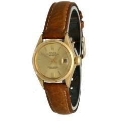 Rolex Lady Datejust 26 18krt. Goud Ref.6516