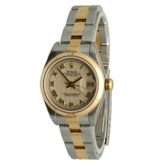 Rolex Datejust 26 Goud/Staal Ref.79163