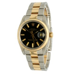 Rolex Oyster Perpetual Date Gold/steel Ref. 1505