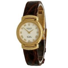 Rolex Cellini 18K.Geel Goud Ref.6621