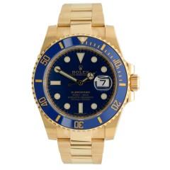 Rolex Submariner Date Ref.116618LN New