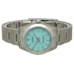 Rolex Oyster Perpetual 31 Turquoise Index Ref.277200