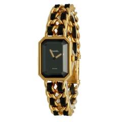 Chanel Premiere Goud/Staal Dresswatch