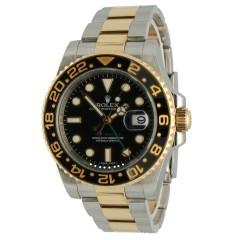 Rolex GMT-Master II goud/staal Ref. 116713LN