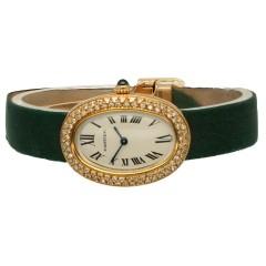 Cartier Baignoire Dresswatch Diamond set Ref. 8057910