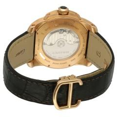 Cartier De Calibre Ref.3300 18K.Rosegoud