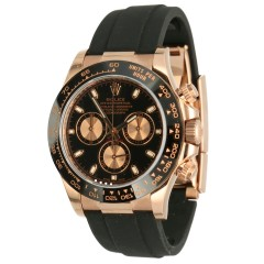 Rolex Daytona Oysterflex Everose Gold Ref.116515LN NIEUW