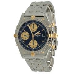 Breitling Chronomat Goud/Staal B13047