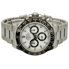 Rolex Daytona White Dial 116500LN NEW 12-2020