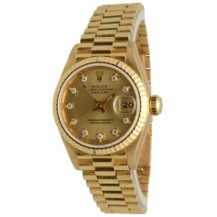 Rolex Lady-Datejust Diamant