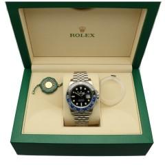 Rolex GMT-Master II Ref.126710BLNR