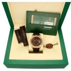 Rolex Sky-Dweller Chocolate Arabic Ref. 326135 ''Full set 2013''