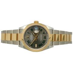 Rolex Datejust 36mm ''Wimbledon'' Ref.126203